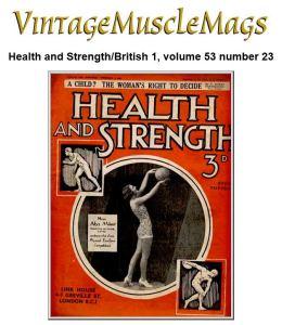 Aunt Alys 1933 Magazine Cover
