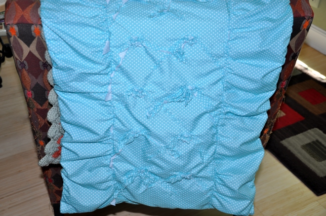 Pillow sham with ruffles removed-001