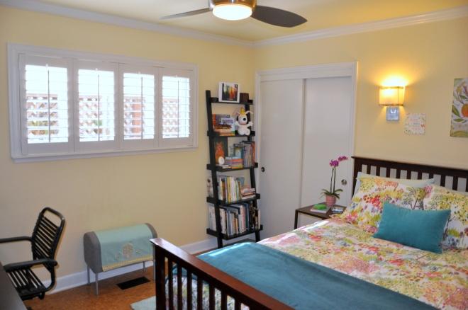 guest room doorway view