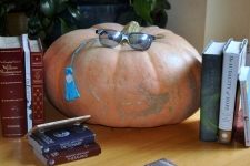 The Scholarly Pumpkin