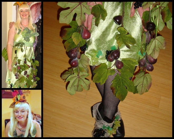 Lady Gaga Halloween Costume 2010