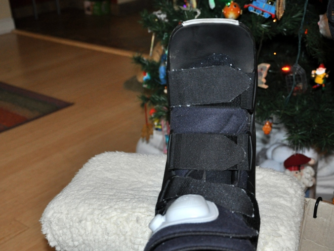 surgical boot