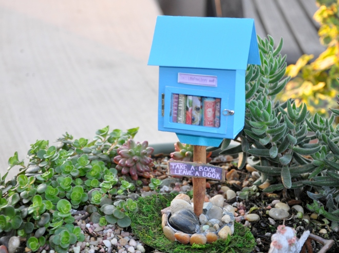 mac approved mini little free library