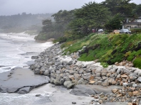 Seawall, Carmel-by-the-sea