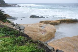 Sandstone Carmel-by-the-sea