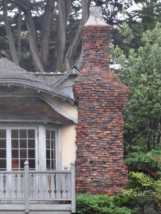 Fabulous chimney