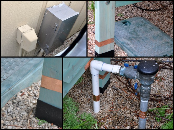 collage irrigation manifold