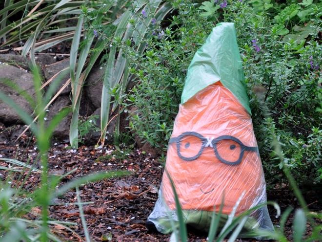 gardenerd in the garden