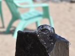 Artsy fountain shot