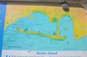 Map of Shelter Island