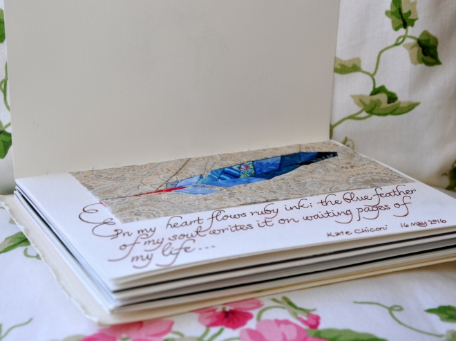 sisterhood sketchbook inside