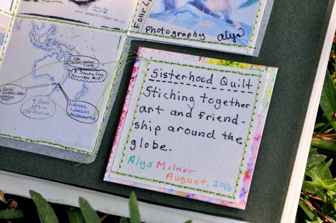 sisterhoood quilt