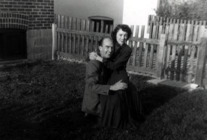Dad and June (who's June?)