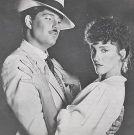Irwin Apple and Carla Spindt