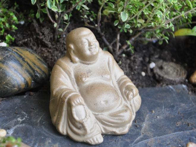 Miniatrue Buddha