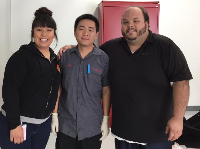 Tesla Service Team