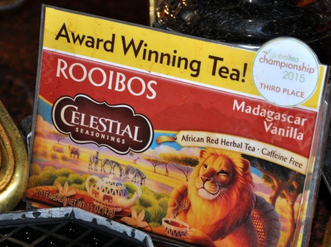 Celestial Seasonings Rooibos Madagascar Vanilla