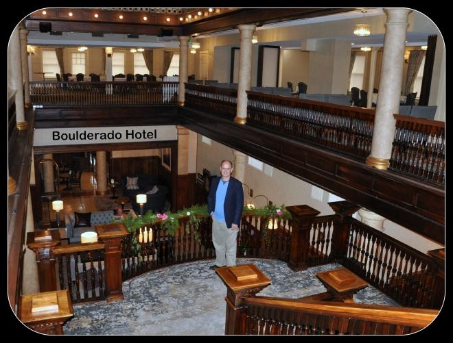 Boulderado Hotel, Boulder, Colorado