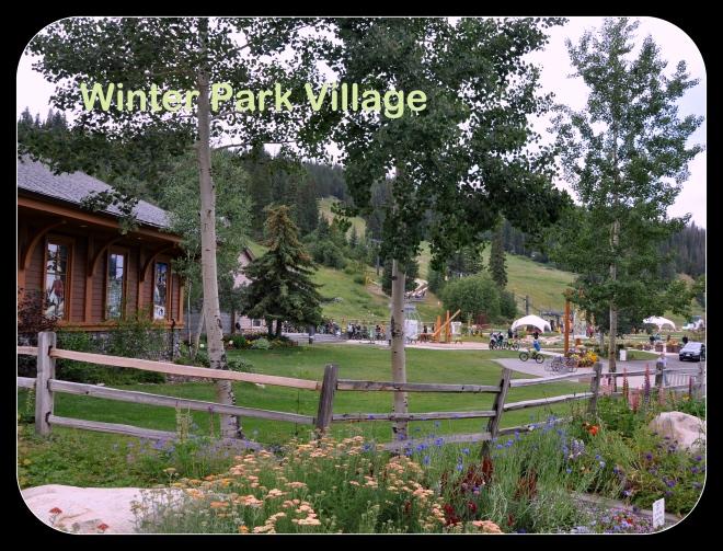 Winter Park Village, Winter Park, Colorado