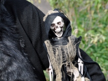 Skeleton prop