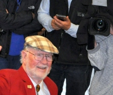 Bob Moore, CEO of Bob's Red Mill on his 89th birthday