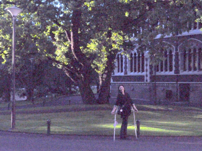 Danella at University of Otago