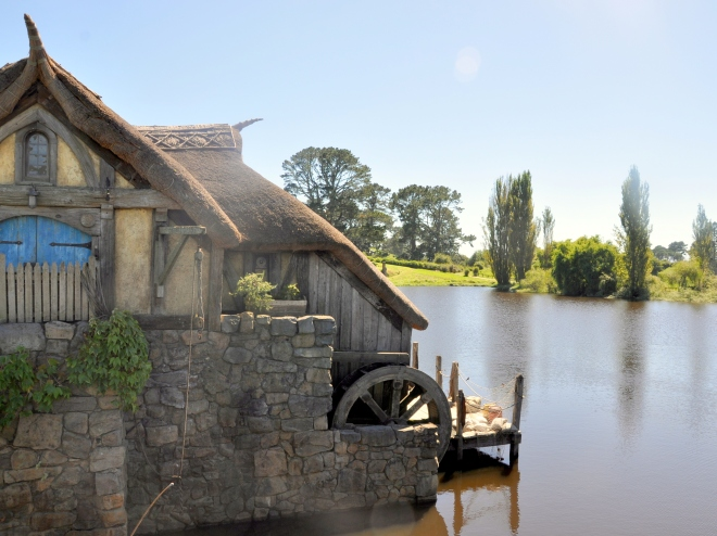 The Mill House, Hobbiton