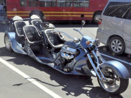 Experience Dunedin: The Trike
