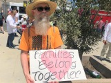 Families Belong Together poster
