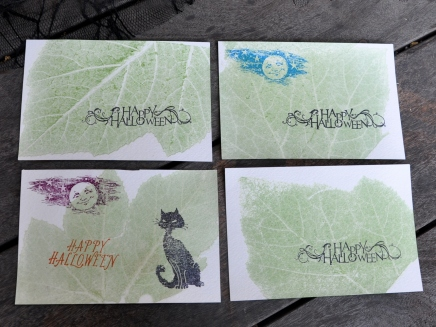 Variations on the card theme