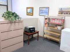 Food donations, computer lab