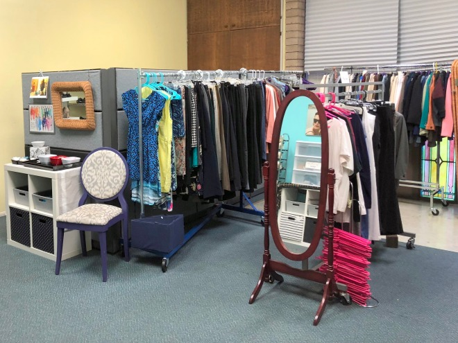 Lifted Spirits clothing boutique starting point
