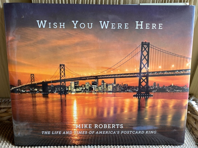 book cover Wish You Were Here